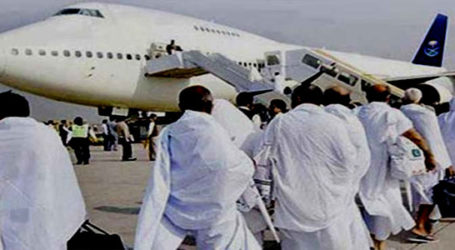2500 Pilgrims from Egypt, Palestine and Guinea Arrive in Madinah