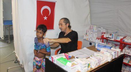 Turkish Field Hospitl Treats 100.000 Rohingya Refugees