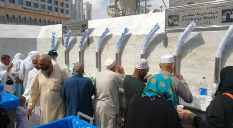 Plan in Place to Distribute Zamzam Water to Pilgrims