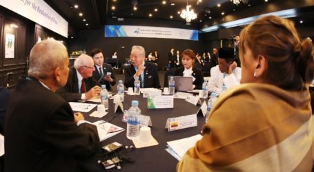 Global Leaders Gathered to Build Strategy for Global Peace and Stability