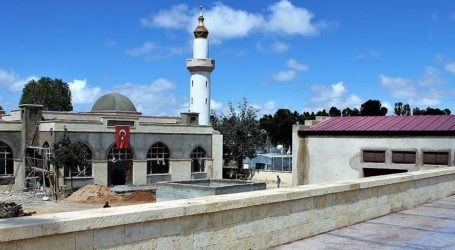 Turkey RestoresHistoric Al-Nejashi Mosque in Ethiopia