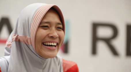 "Indonesia's ""Spiderwoman"" Eyes Tokyo 2020 Following Asian Games Success"