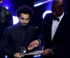Mohamed Salah and N'Golo Kante Won 2018 FIFA Award