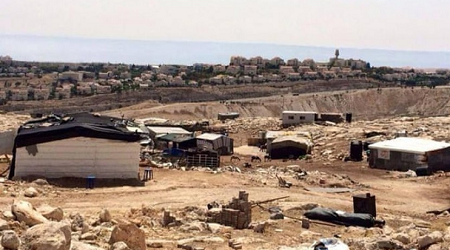 Israel to Remove Badui Villages in the West Bank
