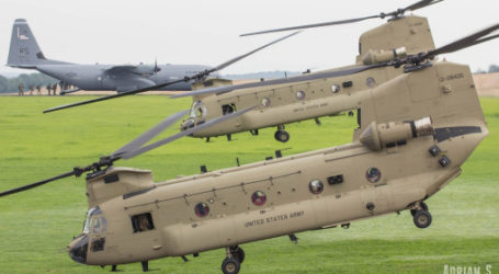 Indonesia Plans to Buy C-130J Super Hercules, CH-47 Chinooks
