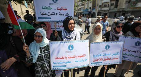 West Bank Palestinians Decry Washington's UNRWA Aid Cuts