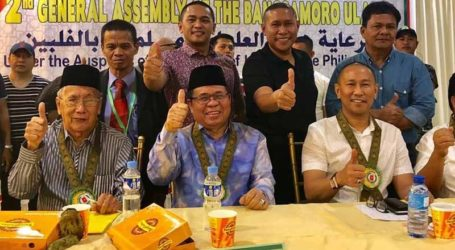 Islamic Scholars Pledge Support for Bangsamoro Law at Plebiscite