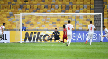Iran Begins AFC U-16 Championship with Loss to Indonesia