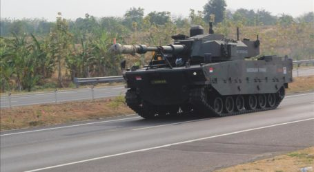 Order Put for 100 Turkish-Indonesian Medium Battle Tank