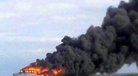 Indonesian Ferry with 147 on Board Catches Fire, 10 Killed