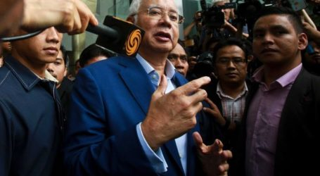 Malaysian Ex-PM Najib to Appear in Court over 1MDB Scandal