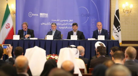 OANA Kicks off Annual Board Meeting in Tehran