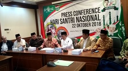 """Indonesia """"Santri Day"""" 2018 for Unity and Diversity"""
