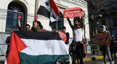 Muslim, Arab World Hails Paraguay's Israel Embassy Move