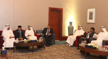 Sharjah, Indonesia Review Ways of Boosting Economic, Trade Relations