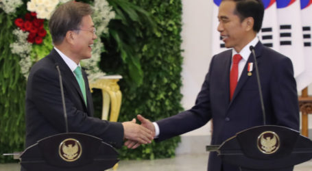 Leaders of South Korea, Indonesia to Hold Summit Monday
