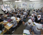 Japan Builds Additional School Classrooms for Palestinian Students
