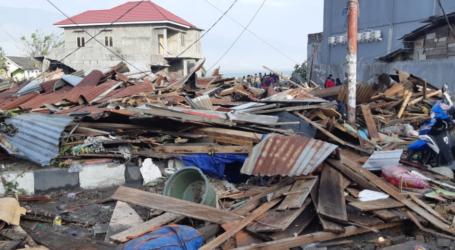 Earthquakes Hit Palu: 48 People Died, 350 Injured