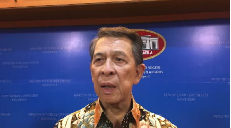Indonesian Ambassador: There is no Indonesian Affected by  Mangkhut Typhoon in the Philippines