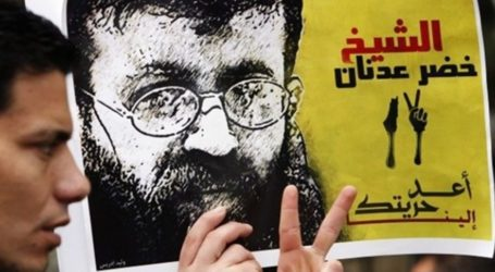 Palestinian Hunger Striker's Health Takes Turn for Worse