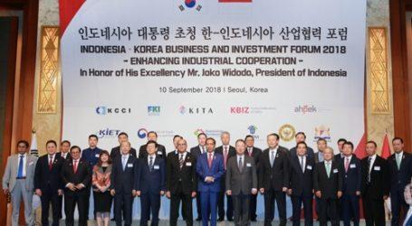 South Korea, Indonesia Hold Biz Forum in Seoul