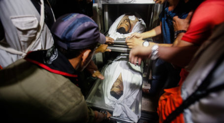 Two Palestinians Killed by Israeli Gunfire in the Protests North of Gaza