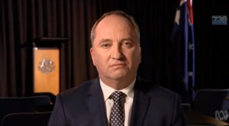 Turnbull Not Helping in Indonesia, Says Joyce