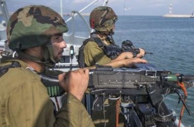 Israeli Navy Attacks Boat Rally on Gaza Coast, Injuries Reported