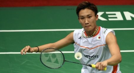 World Champion Momota Avenges Its  Defeat from Ginting at BWF Denmark Open