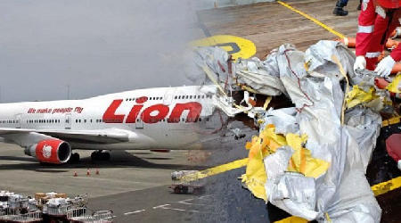 Bodies' Victims of Lion Air JT610 are Incomplete