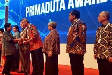 Palestinian Company Receives 2018 Primaduta Award