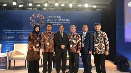 IRTI, Bank Indonesia, Indonesia Waqf Board Jointly Launch Principles of Managing Islamic Endowments,