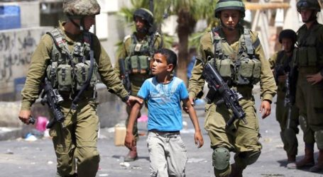 PSS: Israel Arrested Over 900 Palestinian Children in 2018