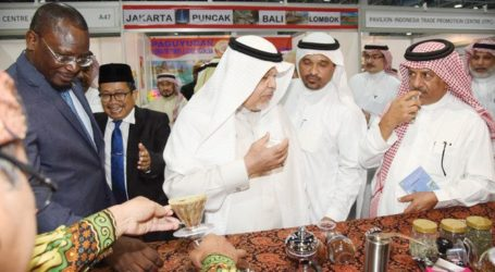 Indonesian Products Exhibition Launched in Jeddah
