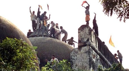 Pakistan Condemns Construction of Temple at Babri Mosque Site