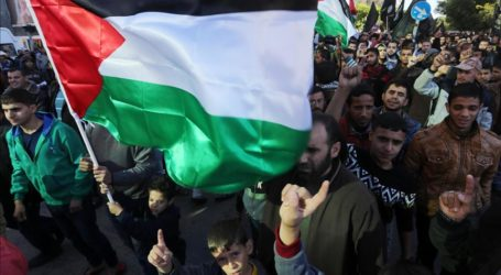 """Palestinian Forces Declare Next Tuesday A """"Day of Rage""""in Support of Jerusalem, Al-Aqsa"""