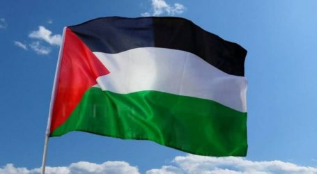 Palestinian Embassy For Indonesia Cemomerates Declaration of Independence