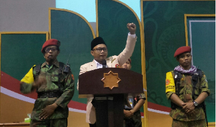 New Youth Muhammadiyah Chairman Maintains Neutrality in Presidential Election