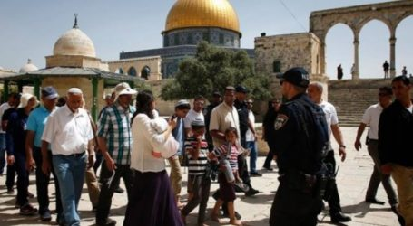Palestinian Authority Asks US to Stop Israeli Provocation