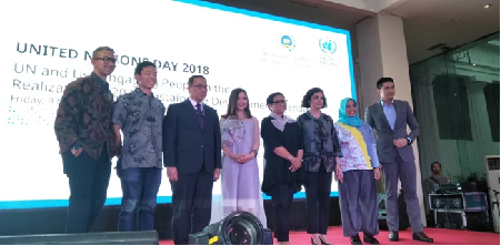 Minister Retno: Cooperation of All Parties to Help Indonesia Achieving SDGs's Target