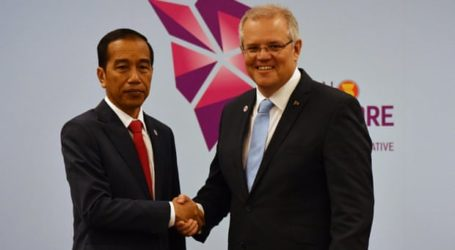Scott Morrison Tells Joko Widodo Australia Will Decide on Embassy Move bystmas