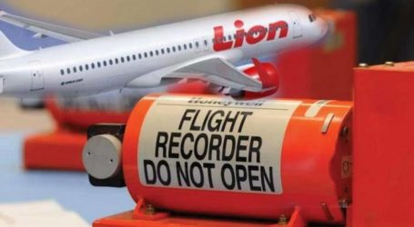 Indonesia to Read by Itself Data On Lion Air Black Box