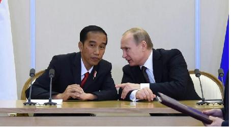 Jokowi-Putin to Meet on 33rd ASEAN Summit Singapore