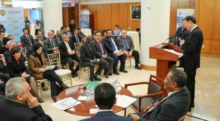 UAE Presents Its Halal Food Model at OIC Meeting