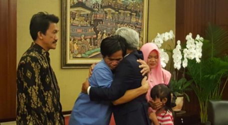 Indonesian Citizen Released from Hostage in South Philippines