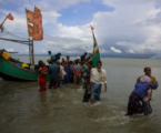 20 Rohingya Ethnic Arrive at East Aceh, Indonesia