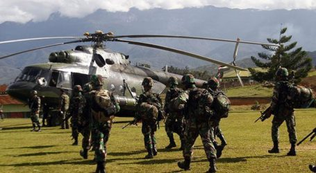 Indonesian Military to Take Over Construction in Papua