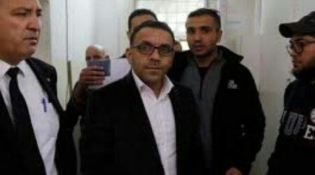 Palestinian Governor in Jerusalem Under House Arrest