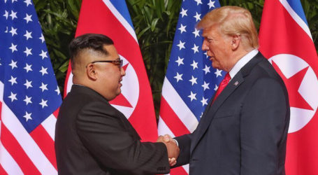 Trump to Hold Second Summit with North Korea's Kim Next Month