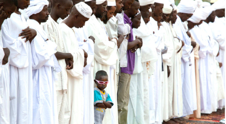 Angolan Muslims Wants to be Recognized Legally